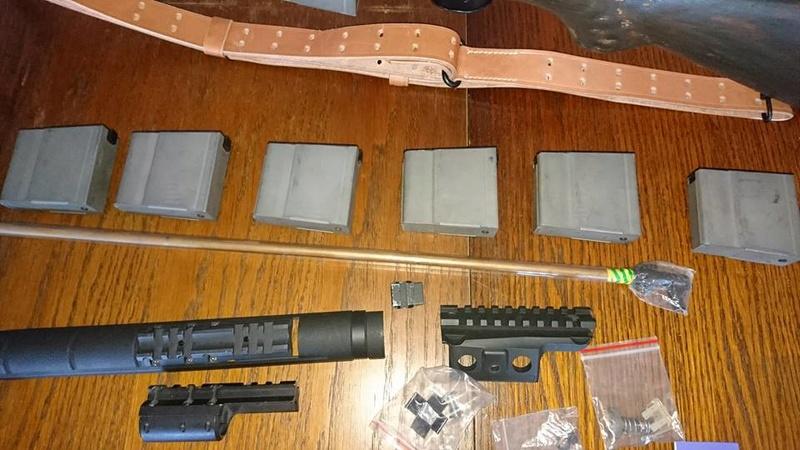 M14 FULL UPGRADE ET CUSTOM VERSION LONGUE  21752112