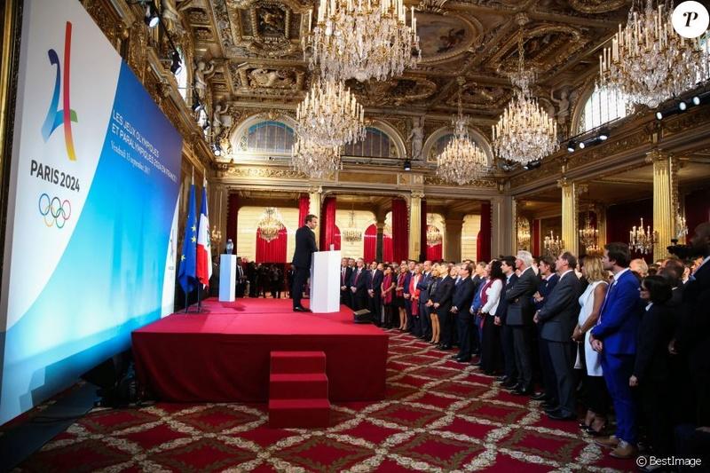 13.11.2017   PARIS  2024  VILLE OLYMPIQUE 35321110
