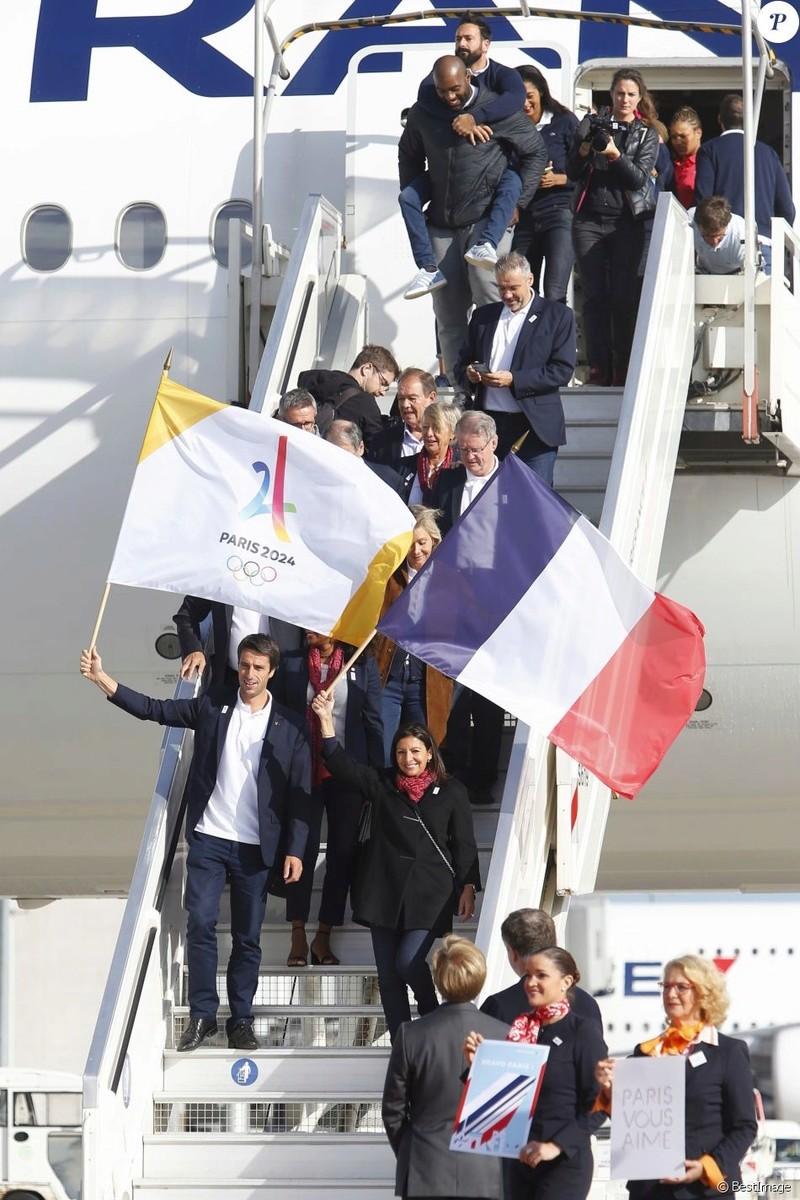 13.11.2017   PARIS  2024  VILLE OLYMPIQUE 35321910