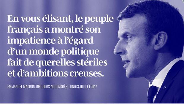 EMMANUEL MACRON PRESIDENT DE LA REPUBLIQUE FRANCAISE Captur10