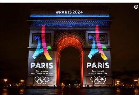 13.11.2017   PARIS  2024  VILLE OLYMPIQUE Fff10
