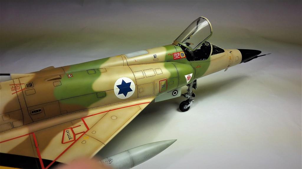 "Mirage 5J "" nesher"" 1/32 1010"