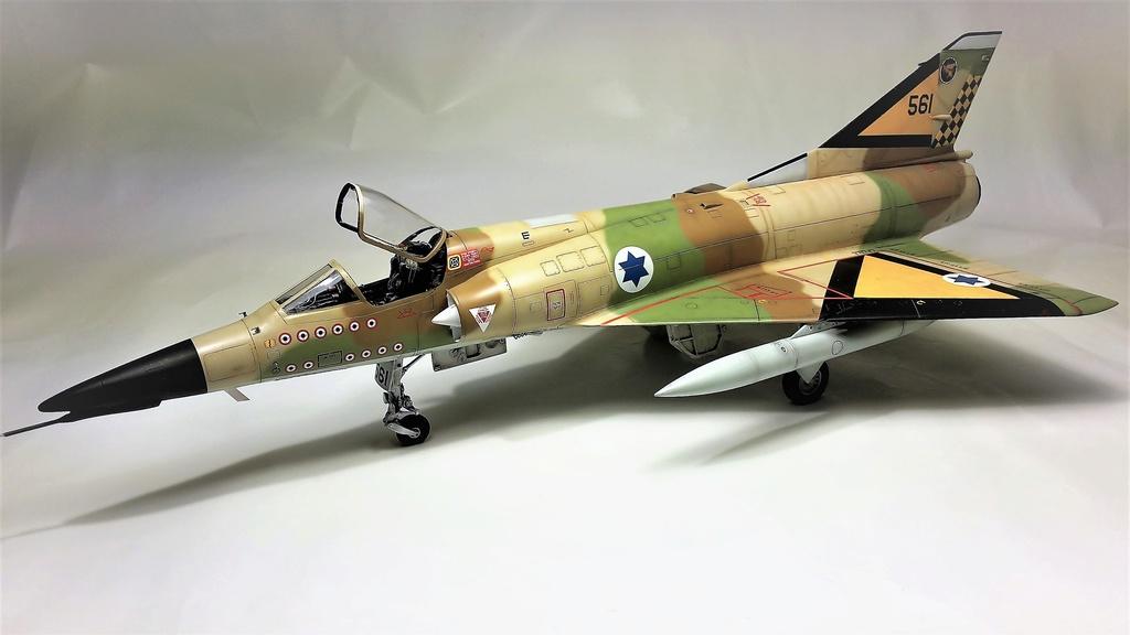 "Mirage 5J "" nesher"" 1/32 110"