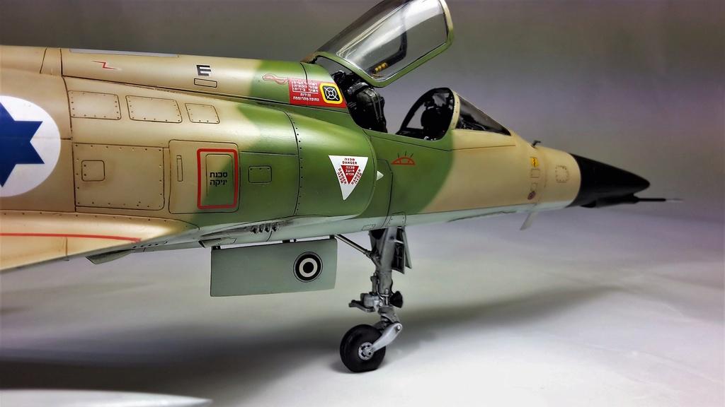 "Mirage 5J "" nesher"" 1/32 1110"