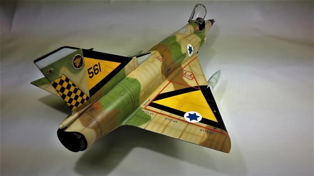"Mirage 5J "" nesher"" 1/32 1210"