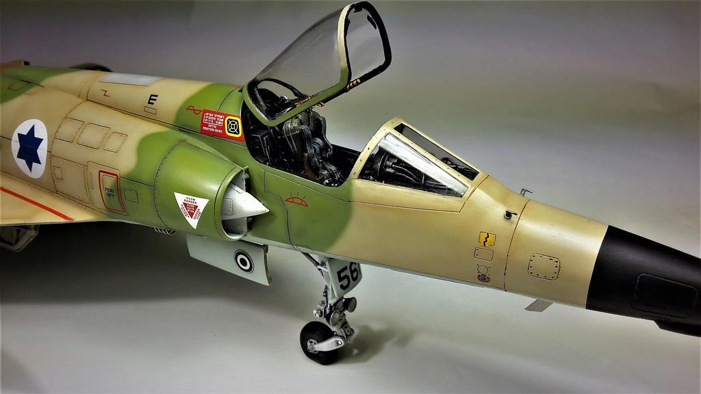 "Mirage 5J "" nesher"" 1/32 1310"