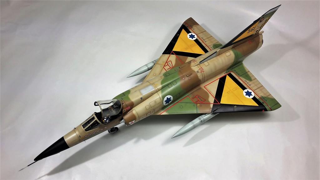 "Mirage 5J "" nesher"" 1/32 14bis10"