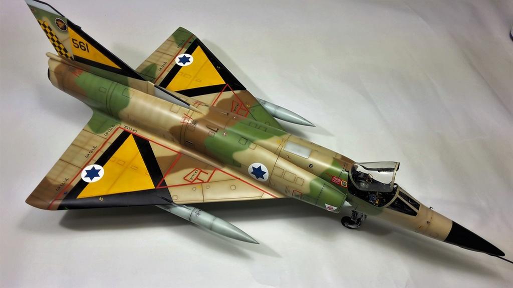 """Mirage 5J """" nesher"""" 1/32 14ter10"""