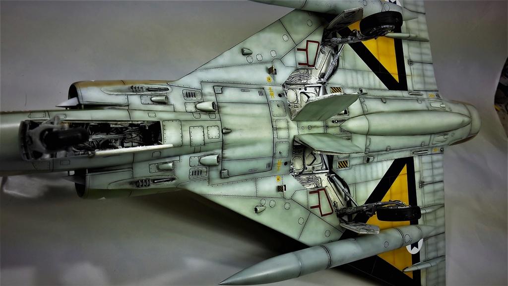 "Mirage 5J "" nesher"" 1/32 1510"