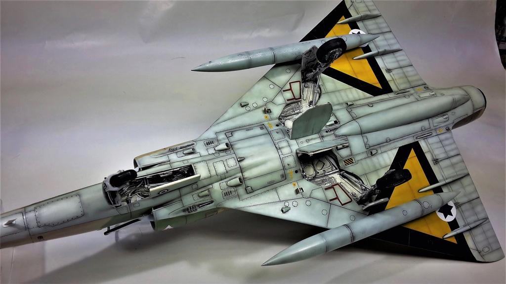 "Mirage 5J "" nesher"" 1/32 1610"