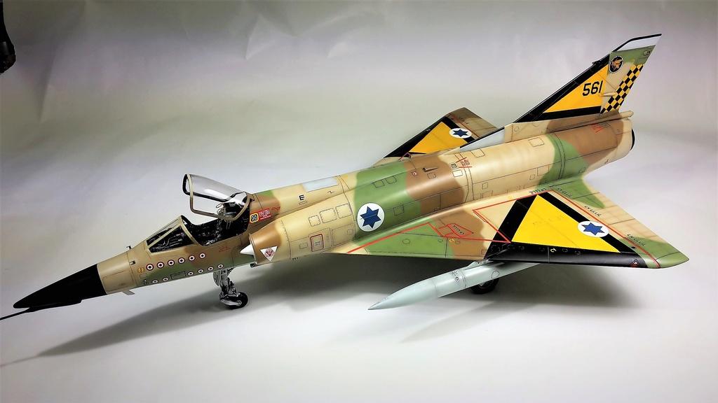 "Mirage 5J "" nesher"" 1/32 210"