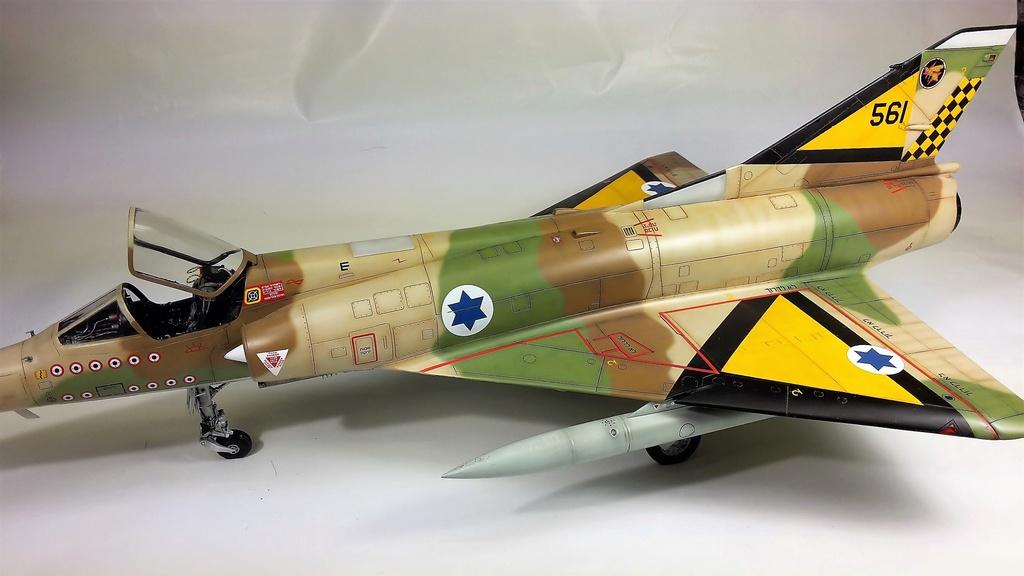 "Mirage 5J "" nesher"" 1/32 410"