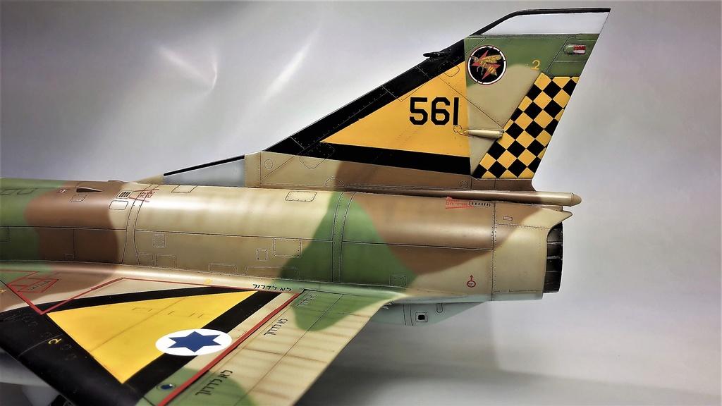 "Mirage 5J "" nesher"" 1/32 510"