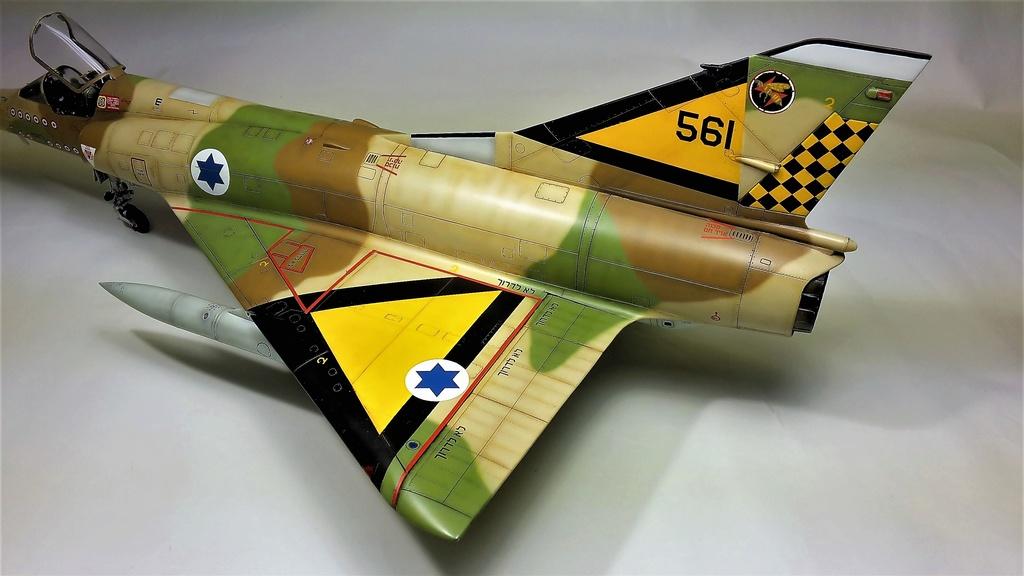 "Mirage 5J "" nesher"" 1/32 5bis10"