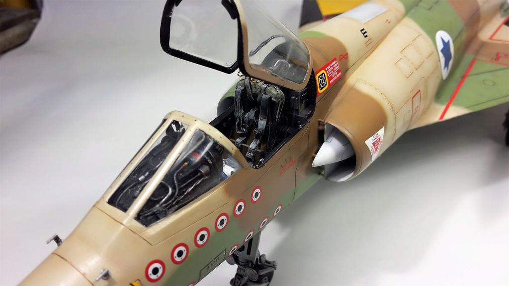 "Mirage 5J "" nesher"" 1/32 610"