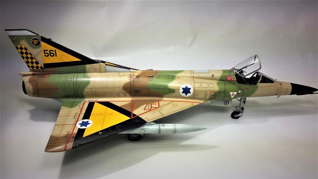 "Mirage 5J "" nesher"" 1/32 710"