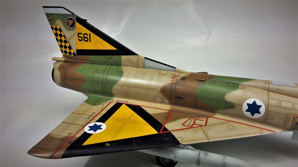 "Mirage 5J "" nesher"" 1/32 810"