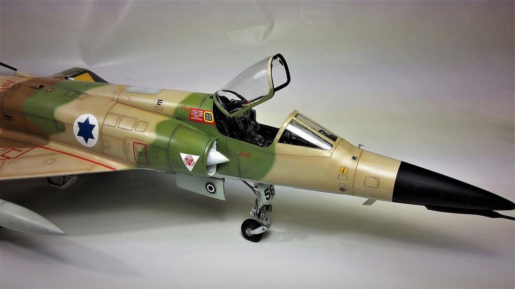"Mirage 5J "" nesher"" 1/32 910"