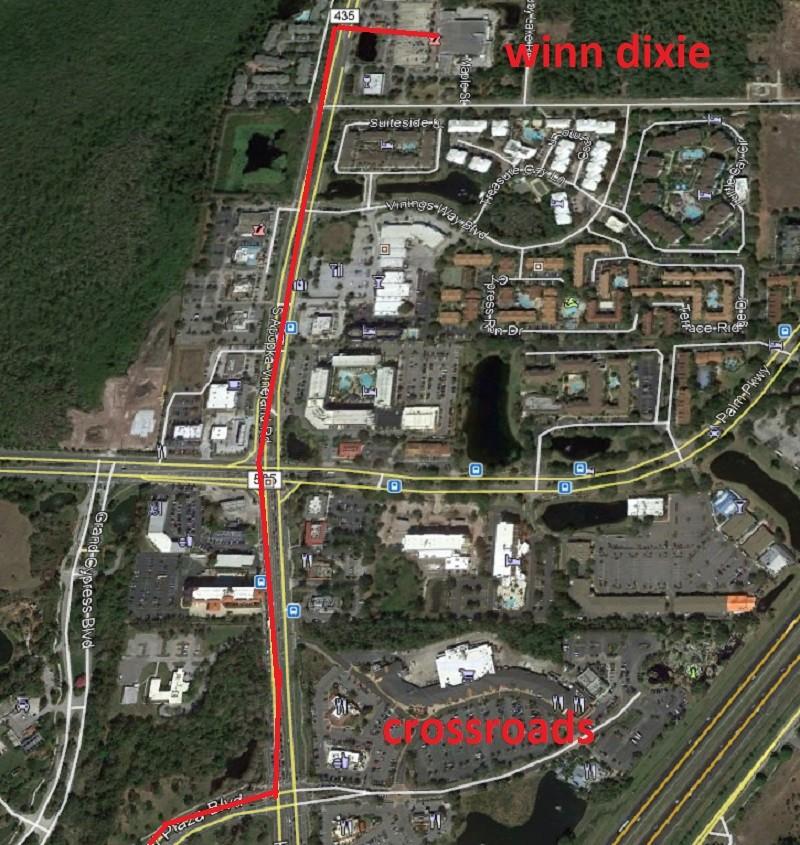 Les supermarchés à Orlando, près de WDW - Page 3 Winndi11