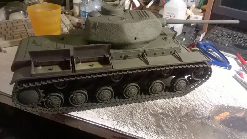 Making a KV-85 Wp_20139