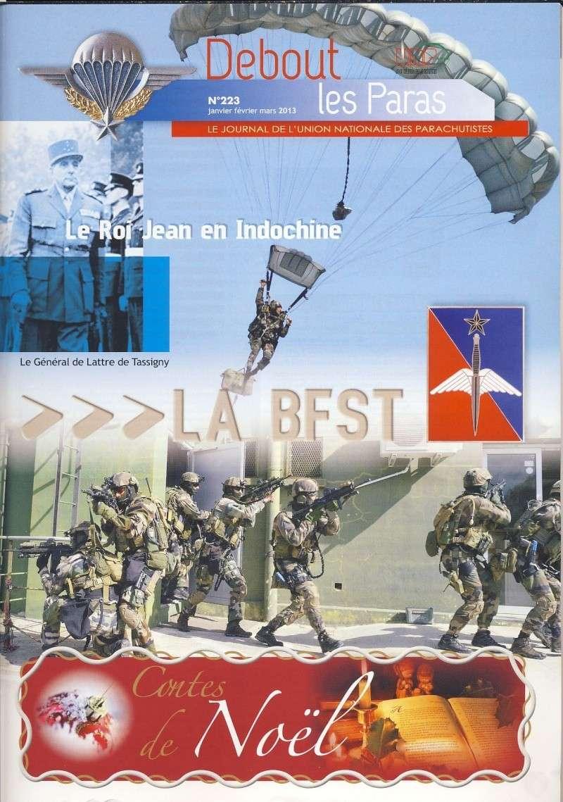 DEBOUT LES PARAS (DLP) revue de l'Union Nationale des Parachutistes Dlp_4e12