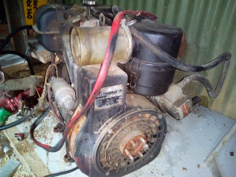lombardini - (vend) moteur lombardini Img_2125