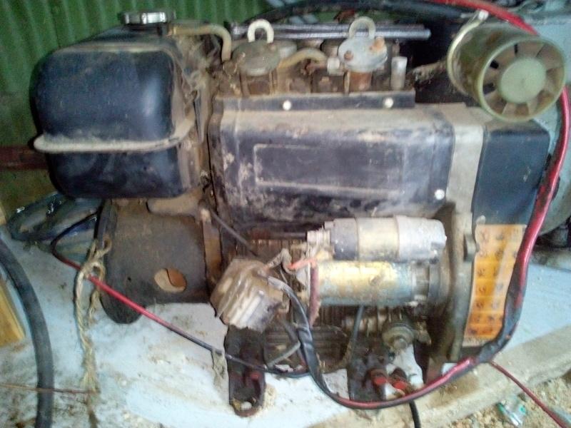 lombardini - (vend) moteur lombardini Img_2126