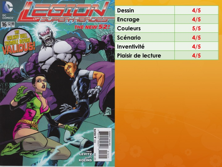 Legion of Super-heroes (New 52) Legion10
