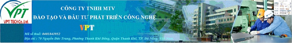WELCOME VPT TECH TRAINING Co., Ltd.