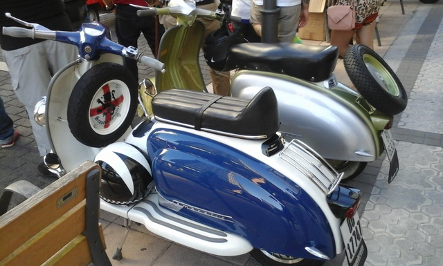Customizadas vs Vespas y Lambrettas 17-6-2017 06510