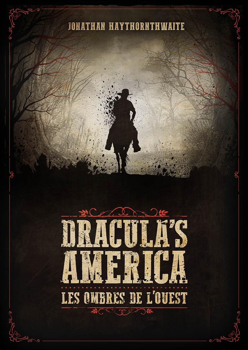 Dracula's America - Annonce de sortie Couver10