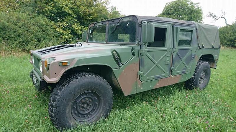 Humvee M998  VENDU 20750610
