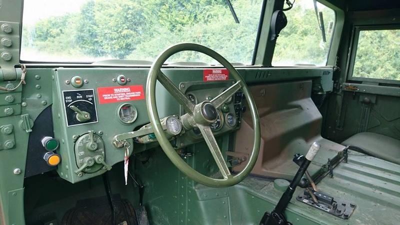 Humvee M998  VENDU 20792910