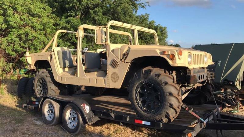 Petite page sympa sur des améliorations techniques sur le Humvee  21743010