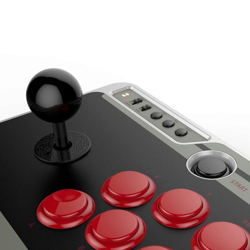 8Bitdo Nes30 Stick Arcade Mmexpo13