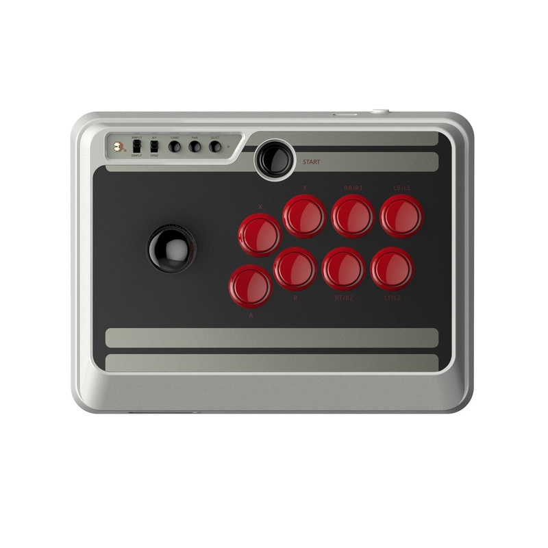 8Bitdo Nes30 Stick Arcade Mmexpo14