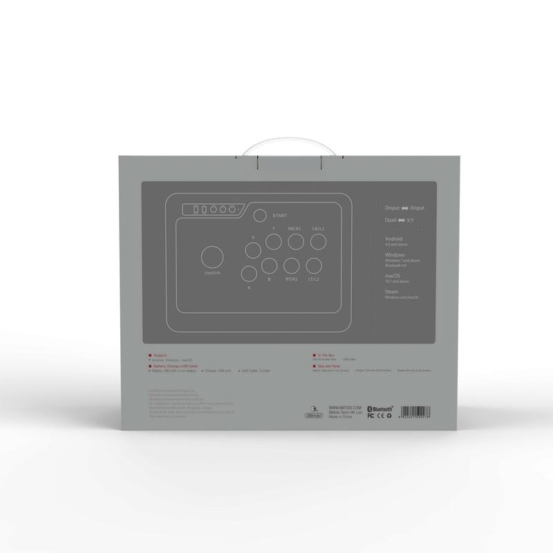 8Bitdo Nes30 Stick Arcade Mmexpo16