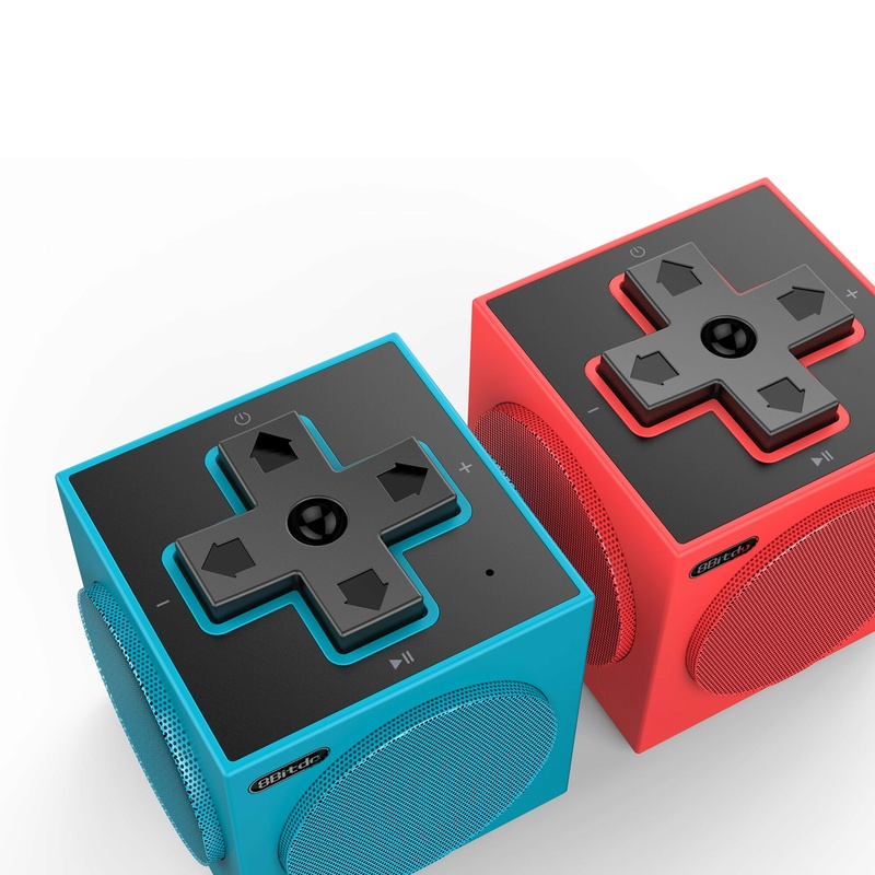 8Bitdo TwinCube Speakers Mmexpo20