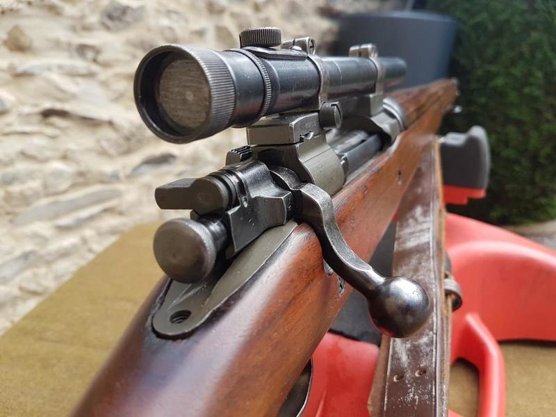 Remington M1903 A4 20170611