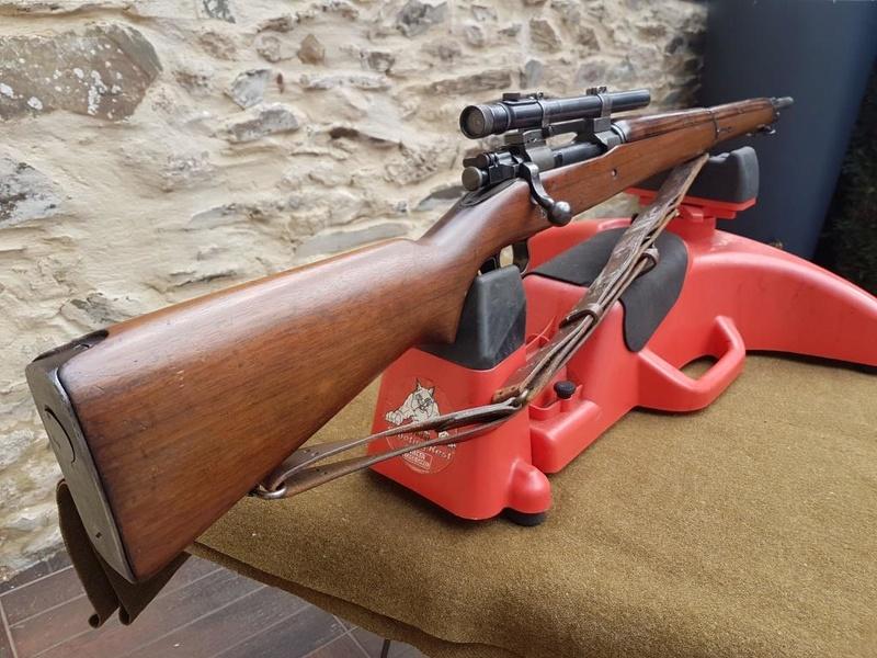 Remington M1903 A4 20170614