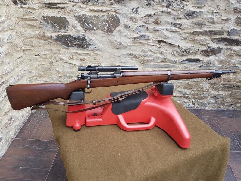 Remington M1903 A4 20170615