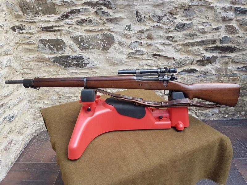 Remington M1903 A4 20170626