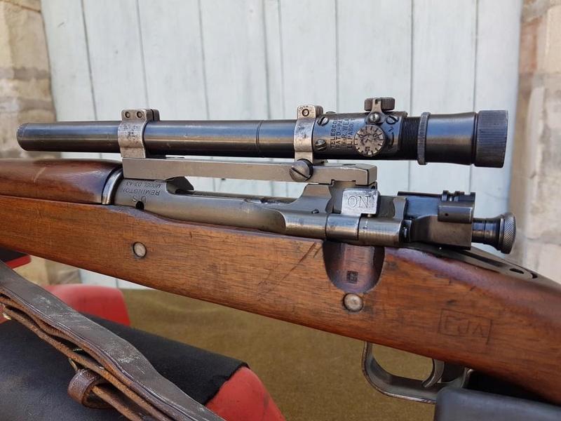 Remington M1903 A4 20170629
