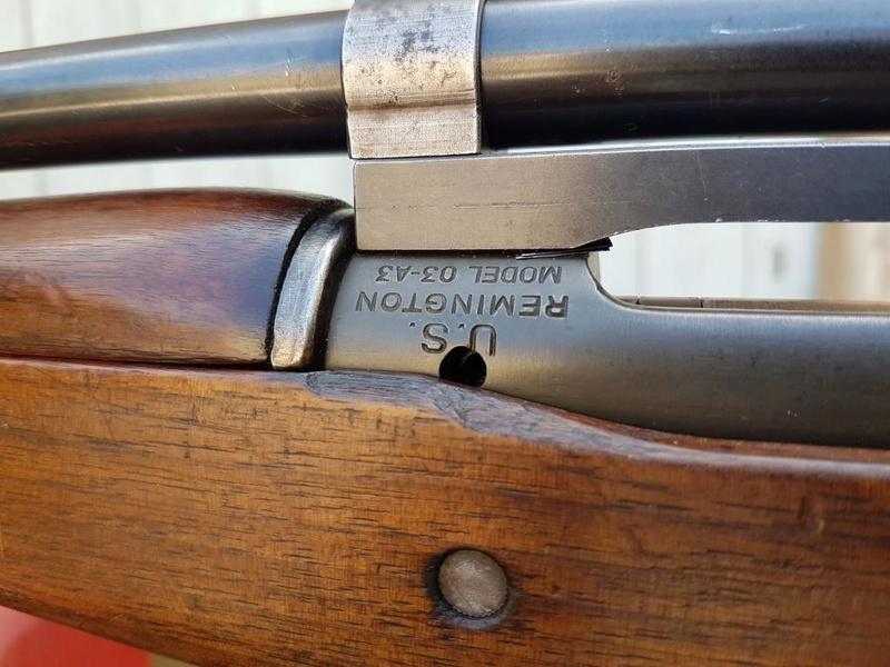 Remington M1903 A4 20170635