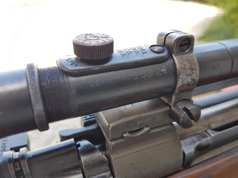 Remington M1903 A4 20170640