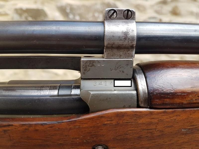 Remington M1903 A4 Serial10
