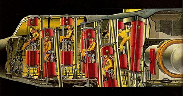 Espace & Exploration n°40 - Les nacelles de sauvetage 1953-v14