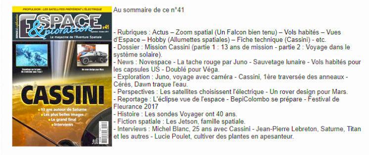 Espace & Exploration n°41 - Les Voyager ont 40 ans Ee_4110