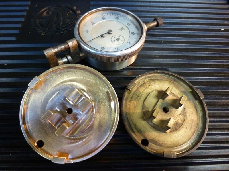 carburateur - CHAPEAU DE CUVE CARBURATEUR MILLOT T14 n° : 2 de 1922 P1040729