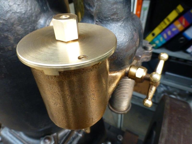 carburateur - CHAPEAU DE CUVE CARBURATEUR MILLOT T14 n° : 2 de 1922 P1040733